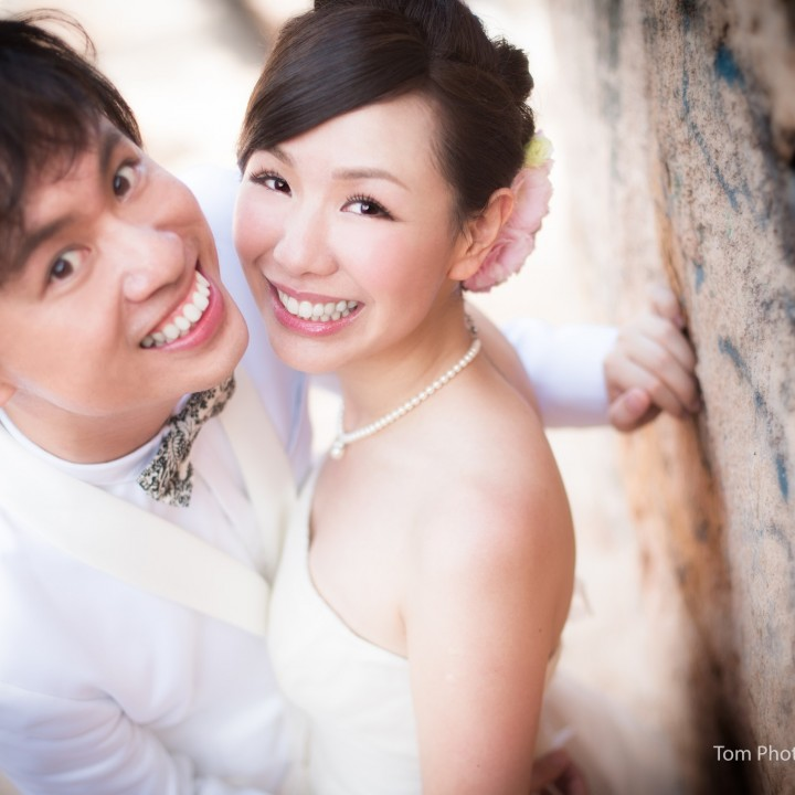 Sandy & Alan's PreWedding